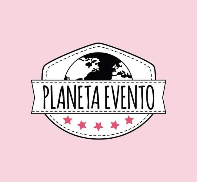 Logotipo Planeta Evento
