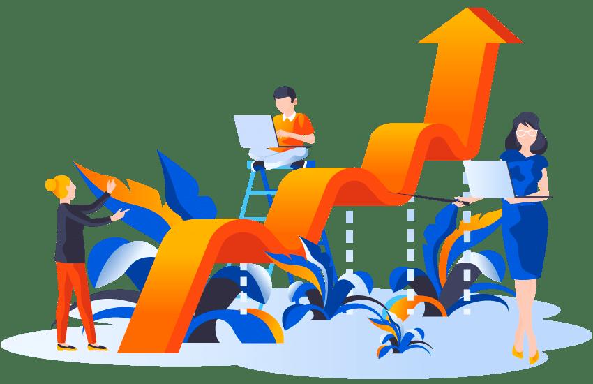 Página web orientada a conseguir resultados