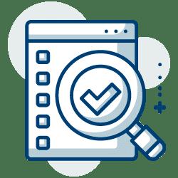 evaluación y testeo del sitio web